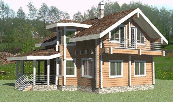3D-макет дома