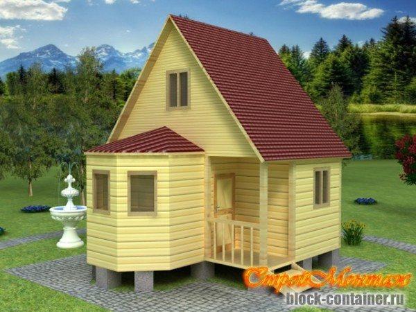 3D-модель проекта
