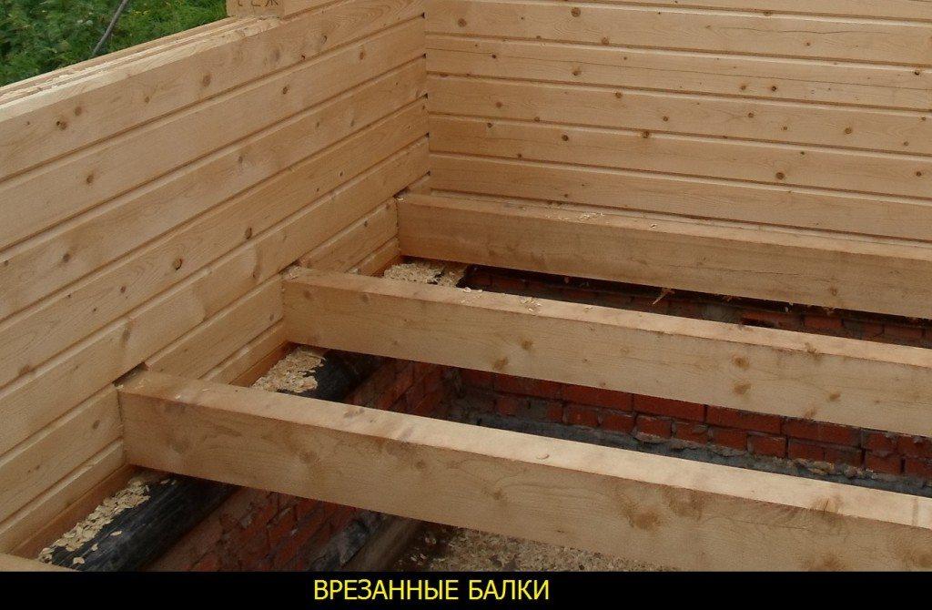 Способы соединения бруса при строительстве бани своими руками