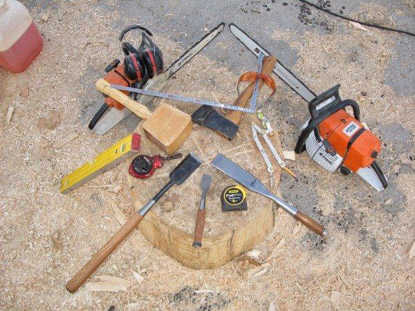 Без подходящего инструмента не обойтись
