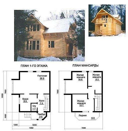 Большинство проектных бюро имеют в своей копилке множество готовых – типовых проектов домов.