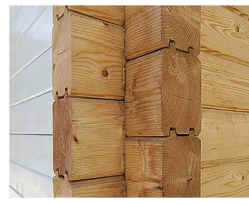 Фото деревянного бруса
