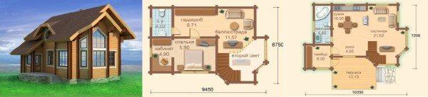 Фото дома круглогодичного проживания