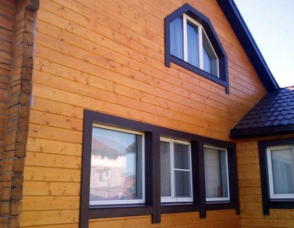Материалы для отделки фасадов частного дома фото