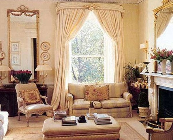 Гостиная аристократа