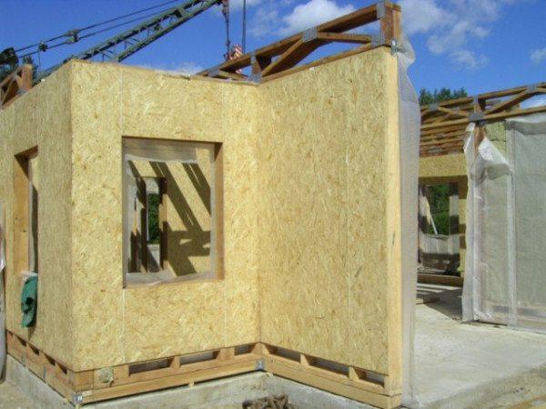 Каркасные здания собирают из модулей наподобие конструктора.