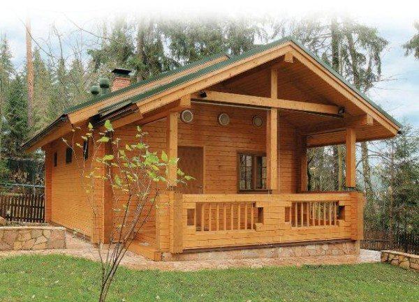 Красивый дом - прежде всего, грамотно составленный проект с учетом всех нюансов и особенностей бруса