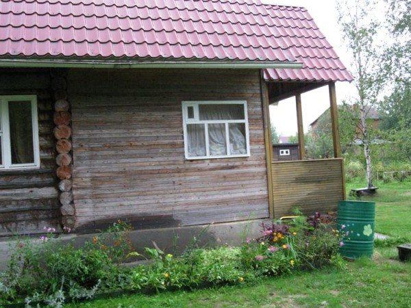 Мокрый дом