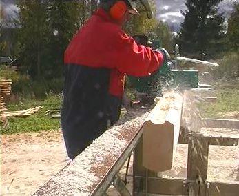 На фото – один из видов ручных фрезеров, которым можно обрабатывать различные породы древесины