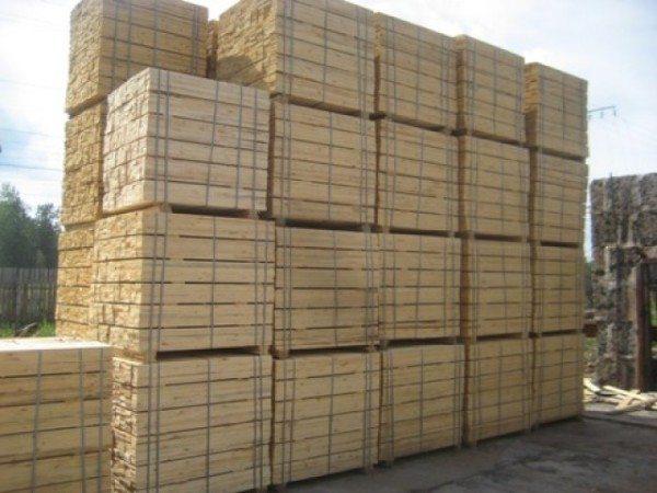 На фото показан готовый продукт станочной деревообработки