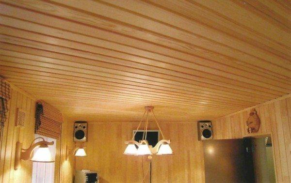 Отделка древесиной позволяет значительно сократить время проведения работ и гарантирует эффектный декор любого помещения