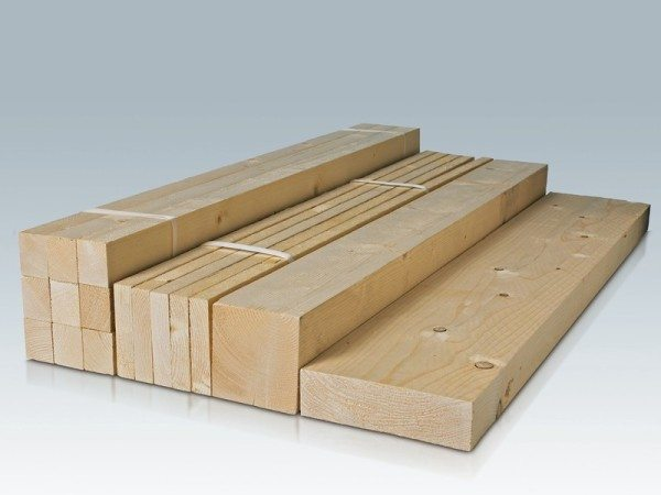 Пиломатериалы могут иметь самую разную форму и размер