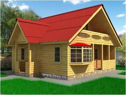 Популярность таким домам принесло уникальное сочетание функциональности и доступности.