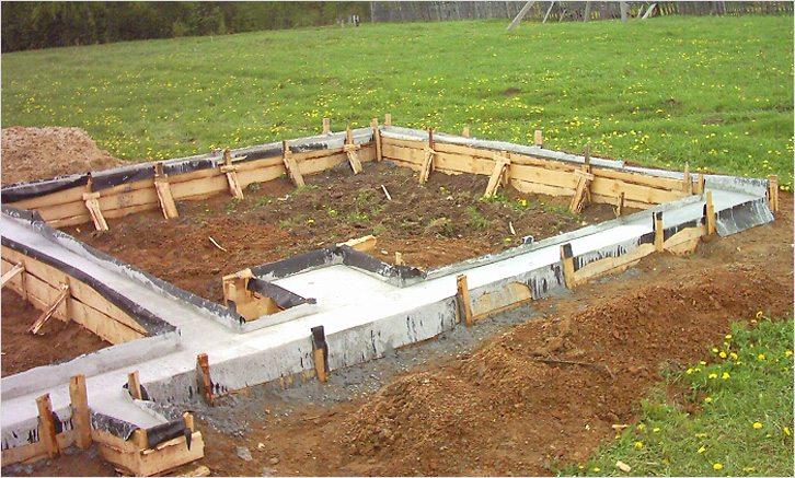 Как построить баню из бруса своими руками 3х6