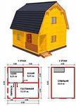 Простейший план нового здания