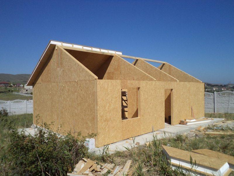 Дом из сип-панелей своими руками без опыта строительства