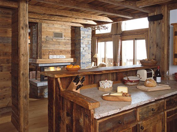 Вот какая диковинная кухня