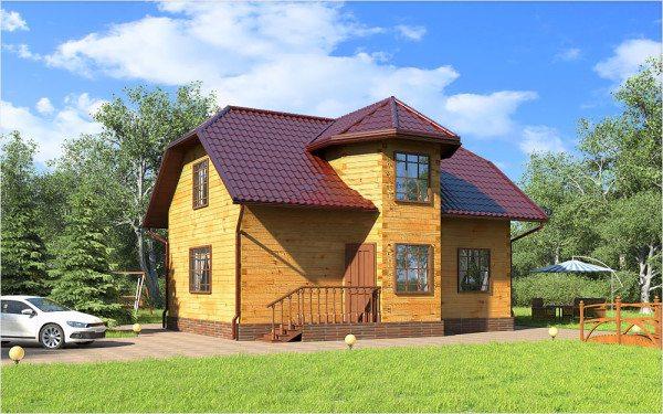 Башенный дом