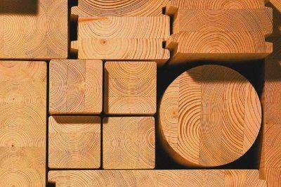 Брус – самый популярный строительный материал из дерева