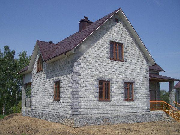 Дом из пенобетонных блоков – теплый и комфортный