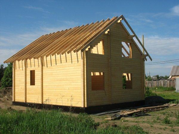 Дом, который можно построить самостоятельно