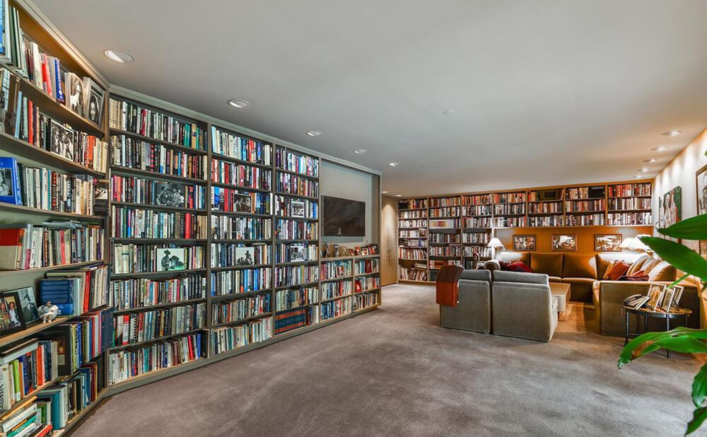 Фрагмент библиотеки