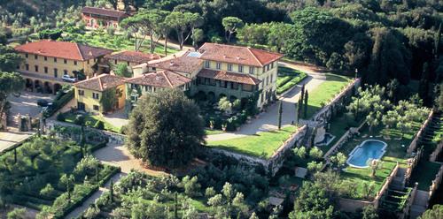 Вилла Стинга в Тоскане