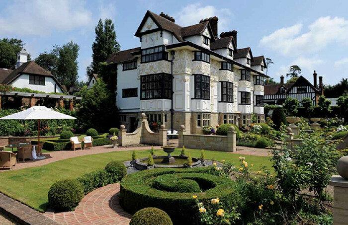 Дом Рода Стюарта в Англии