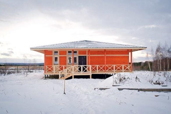 Загородный дом Виктора Логинова