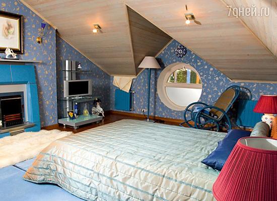 СпальняЕсть в доме комнаты для досуга