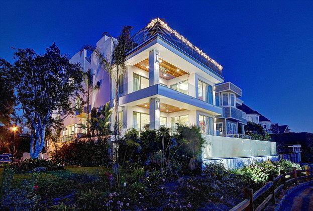 Дом Жан-Клода Ван Дамма в Лос-Анджелесе