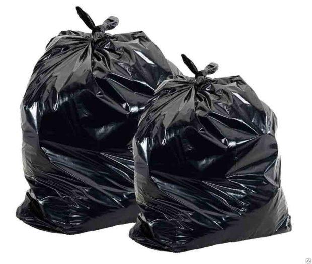 Соберите весь мусор и поставьте в прихожей, чтобы не забыть его вынести по пути на работу.