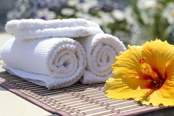 Мягкость – ценное качество махровых полотенец.