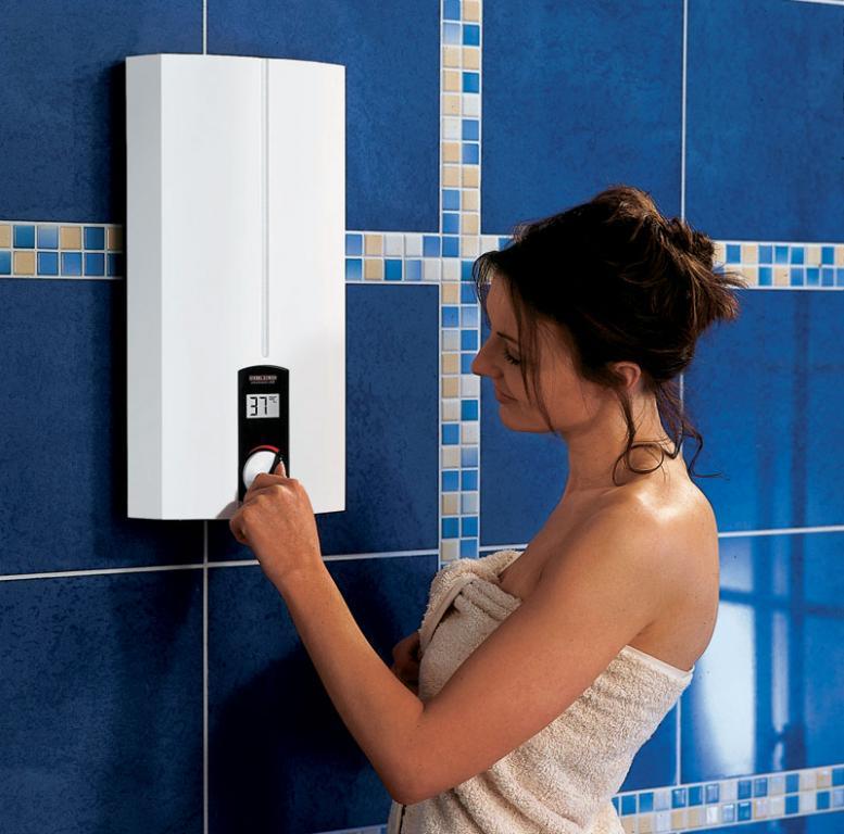 К водонагревателю можно подключить сразу все краны в доме.