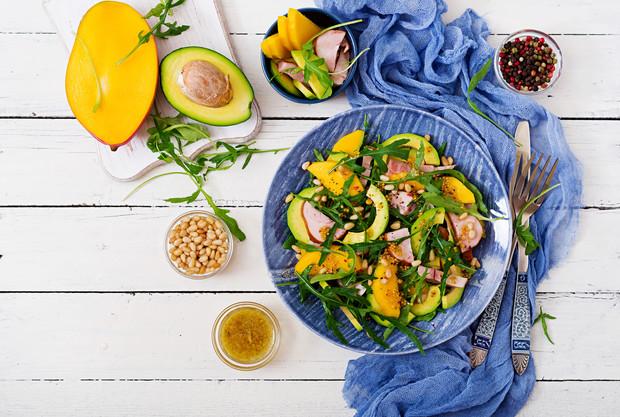 Синий цвет на кухне поможет вам стать стройнее.
