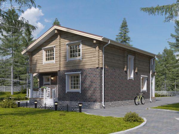 Эконом-вариант гибридного жилья