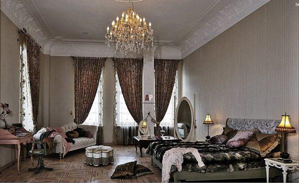 Спальня Аллы Пугачевой и Максима Галкина