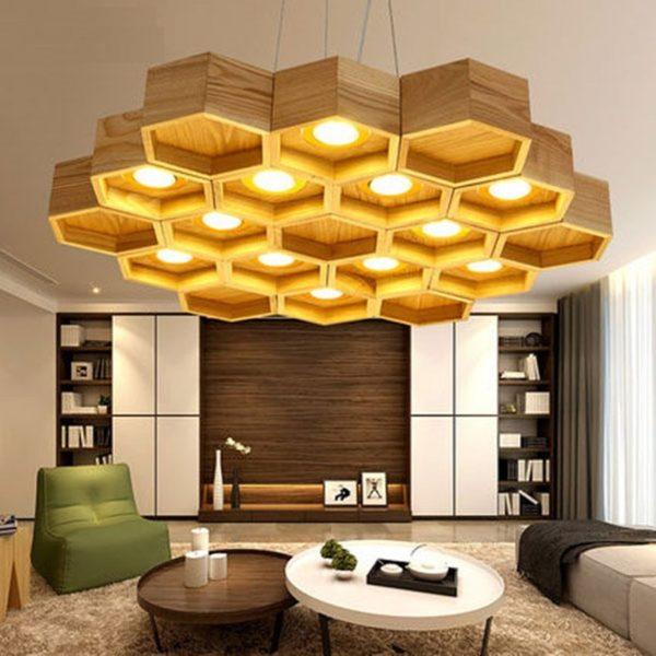 Модерн – любит состаренные элементы, кованые детали и необычность форм