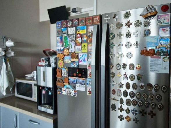 Рабочая зона на кухне