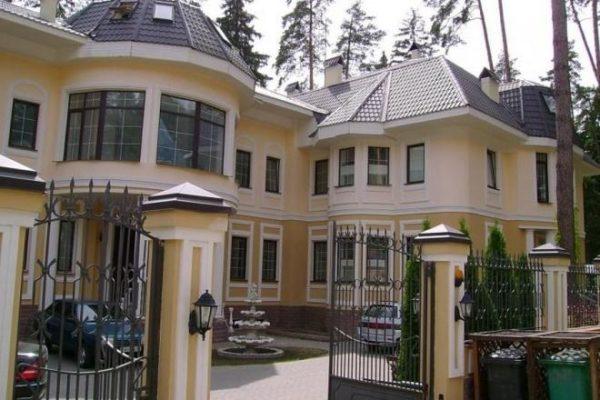 Дом Татьяны и Никиты Михалковых