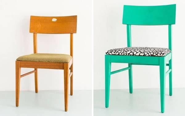 Обновление мягкого стула