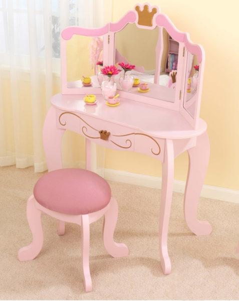Детский туалетный столик как у мамы