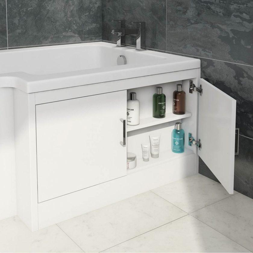 Шкаф под ванную