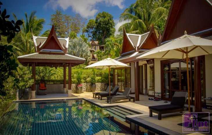 Дом Григория Лепса в Таиланде