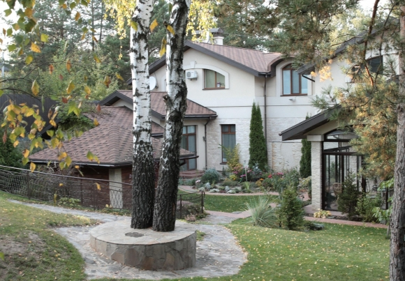 Дом Светланы Лободы