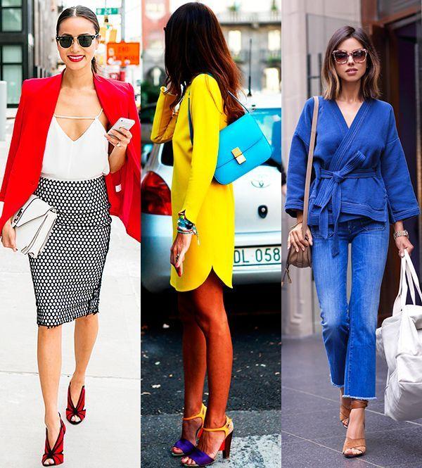 Модные цвета в одежде 2019 года
