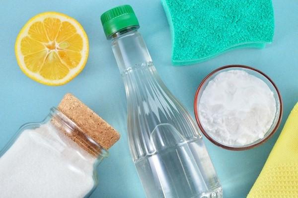 Народные средства для чистки посуды из нержавейки внутри