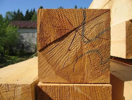 Качественный материал – залог надежной постройки