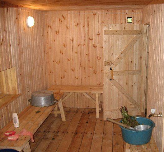 Моечное отделение, выполненное своими руками одним из домашних умельцев