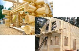 Брус или бревно: что лучше для строительства деревянного дома – ИзбаДеЛюкс